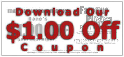 Download Our Printable $1.00 Off Coupon